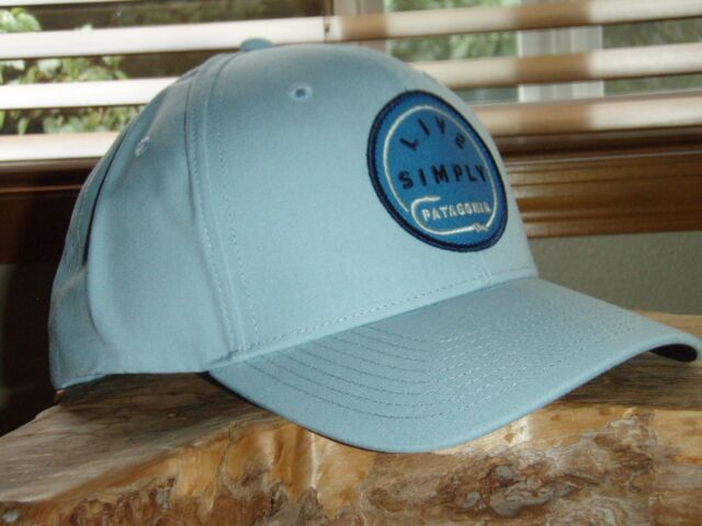 Patagonia Live Simply Hook Tubular Blue Roger That Hat  6ad23aba4db0
