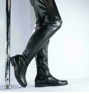 Thigh High Boots For Men