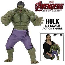"NECA Avengers Età di ULTRON 1/4 scala HULK ACTION FIGURE - 24 ""pollici / 61cm"