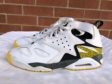 new product 041c1 cc998 item 7 Nike Air Tech Challenge Huarache Mens 630957-100 Tour Yellow Shoes  Size US 14 -Nike Air Tech Challenge Huarache Mens 630957-100 Tour Yellow  Shoes ...