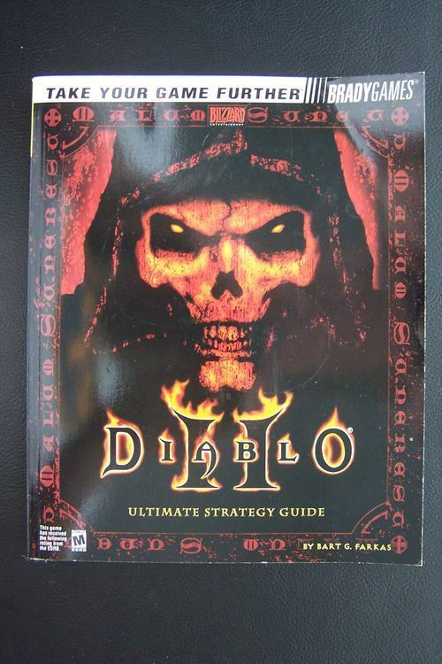 Diablo II Official Strategy Guide by Bart Farkas and Br