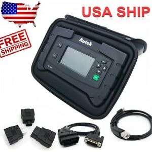 Details about AUTEK IKEY820 car key fob programmer IMMO Diagnostic tool for  locksmith by OBD2
