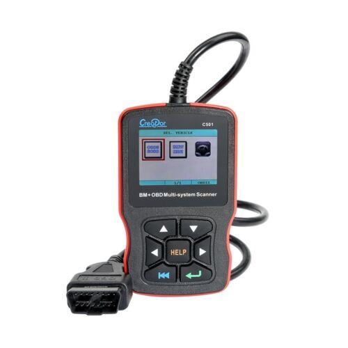 Creator C501 Multi-System Scanner Code reader Airbag// ABS//SRS BMW/&MINI/&OBD/&EOBD