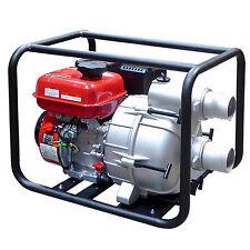 65hp 3 Gas Power 264gpm Full Trash Water Pump For Drain Flood Irrigation Epa