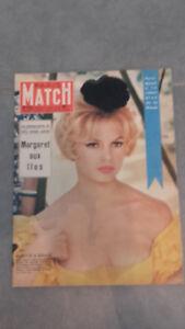 Parigi Match - N°473 - 1958 - Brigitte Bardot A Seville