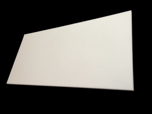Advanced Acoustics Mel-Acousti-Slab 25mm White Melamine Acoustic Foam Panel