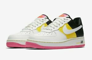 Details about Nike Air Force 1 07 Special Edition Low Moto Wmns Shoes Sz 6 AT2583 100 NOBOXTOP
