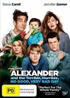 Alexander And The Terrible, Horrible, No Good, Very Bad Day (DVD, 2015)
