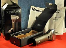 """""""NATIONAL""""    ES870S  Retro Vintage Japanese Battery Men's Shaver"""