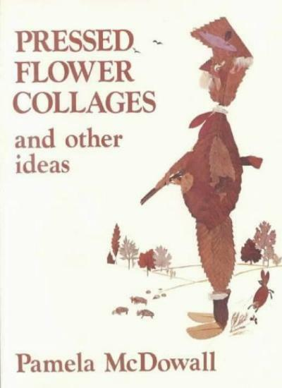 Pressed Flower Collages and Other Ideas,Pamela McDowall