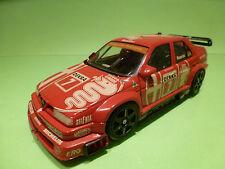 KIT (BUILT) TAMIYA ALFA ROMEO 155 V6 TI - CORSE DEKRA 7 NANNINI - 1:24 - GOOD