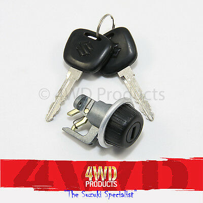 Glove Box Lid Lock/Key - Suzuki Sierra 1.3 (84-87) Maruti 1.0 (90-99) Drover 1.3