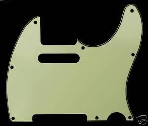 Pickguard-pour-Telecaster-8-vis-3-ply-Mint-Green-Tele-PG0562-024
