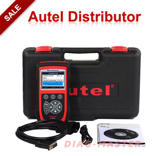 AUTEL MaxiCheck Pro Diagnostic Scan Tool Code Reader for EPB, ABS, SRS, SAS DPF