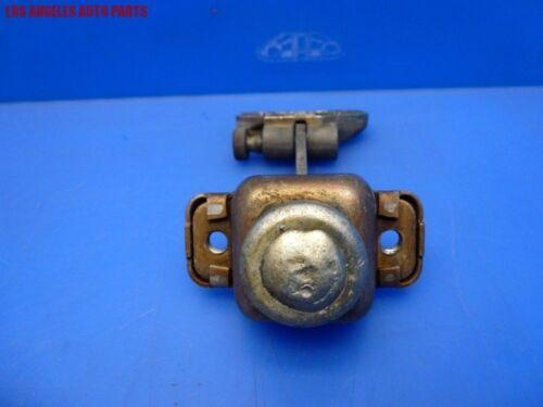 PORSCHE 944 924S 968 RIGHT PASSENGER SIDE DOOR STOP HING GUIDE BRACKET *sp