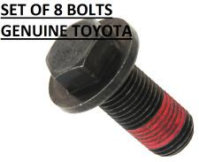 TOYOTA OEM 9091301011 Flywheel Bolt/clutch Flywheel Bolt for