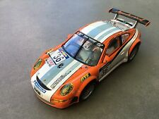 "Carrera Digital 132 30714 Porsche GT3 RSR ""Hybrid, No.36"" Karosse+Chassis NEU"