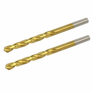 6-1mm-Drilling-Dia-Titanium-Plated-2-Flutes-Straight-Shank-Twist-Drill-Bit-2pcs