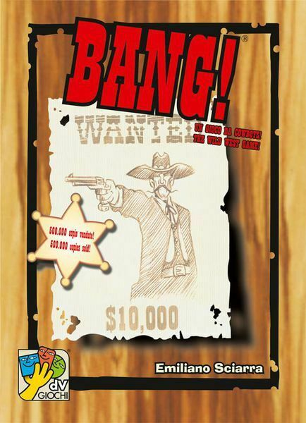 BANG  The Card Game - Core Expansions Dice Dual Accessories Multi-Listing - NEW