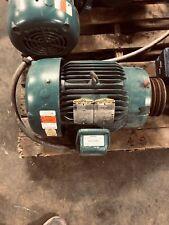 Baldor Reliance Super E 10 Hp Motor Ecp3774t 1760 Rpm
