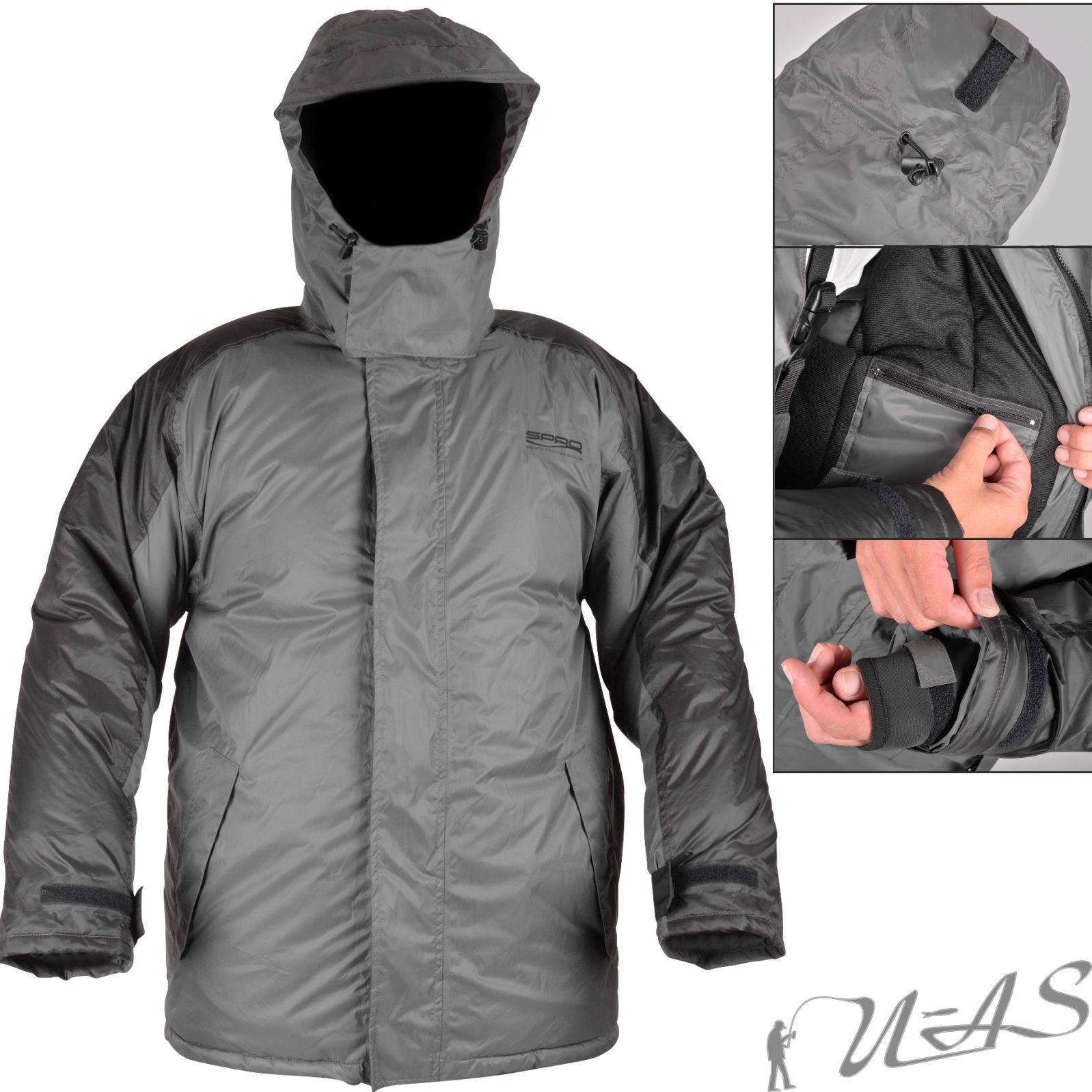 Spro Thermal Jacket Gr. M Zu Thermoanzug Thermal Suits Angelanzug Regenanzug Kva