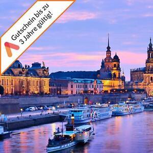 Staedtereise-Dresden-West-4-Tage-Hotel-fuer-2-Personen-Kurzurlaub-Hotelgutschein