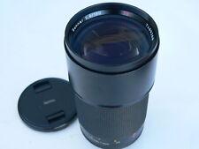 "Contax SLR Carl Zeiss 180mm f:2.8 T* Sonnar lens MM NICE ""LQQK"""