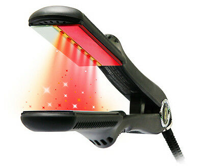 "Croc TurboIon Infrared Digital Ceramic Flat Hair Iron Straightener 1.5"" 1-1/2"""