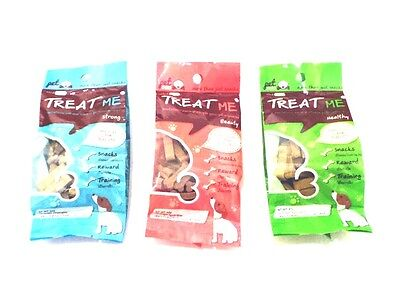 DOG PET SNACK 40 G LITTLE BISCUITS FOR TRAINING REWARD CHEWS&TREATS PORTABLE