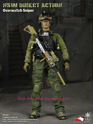 Easy/&Simple ES2601S 1//6 Nsw Seal Sniper Sniper Limited Edition Action Figure