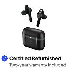 Skullcandy INDY FUEL True Wireless Earbuds (Certified Refurbished) BLACK