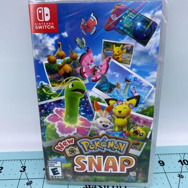New Pokemon Snap - Nintendo Switch FACTORY SEALED