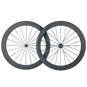 Only-1470g-700C-50mm-Depth-Clincher-Carbon-Wheels-Road-Bike-Ultra-Light-Wheelset