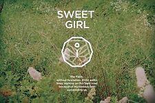 K-POP B1A4 6th Mini Album [Sweet Girl] BOY Ver CD + Photobook + Photocard Sealed