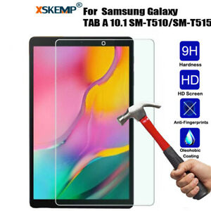 9h Tempered Glass For Samsung Galaxy Tab A 8.0 2019 P200 P205 Sm-p200 Sm-p205 Tablet Screen Protector Protective Glass Film Computer & Office Tablet Accessories