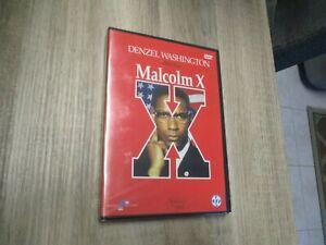 "DVD NEUF ""MALCOLM X"" Denzel WASHINGTON / de Spike LEE"