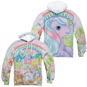 My Little Pony Official I Want A Pony Navy Hoodie Hooded Sweater