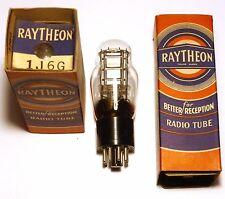Double triode 1J6G NOS NIB en boite scellée Raytheon