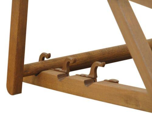 Divan de jardin Chaise longue Divan Chaise Longue Deckchair pied Marquise Coussin Table 10-303 fstkd