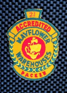 MAYFLOWER-WAREHOUSE-EMBROIDERED-PATCH-DRIVER-MOVER-TRUCK-21-YEAR-3-034-x-4-1-2-034