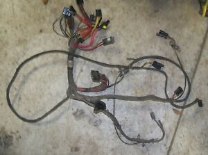 Details about JOHN DEERE 316 Onan 318 420 Main Wiring Harness P218 on