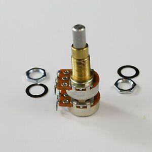 Alpha Potentiomètre A250k Concentric Stacked Dime Taille Pot-afficher Le Titre D'origine