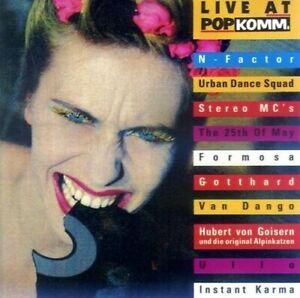 Live-at-Pop-Komm-1992-Instant-Karma-Ullo-Formosa-Gotthard-Hubert-vo-CD
