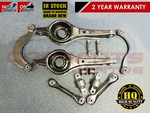 FOR-FORD-FOCUS-MK1-REAR-AXLE-TRAILING-ARM-ARMS-DROP-LINK-LINKS-D-BUSH-BUSHES-KIT