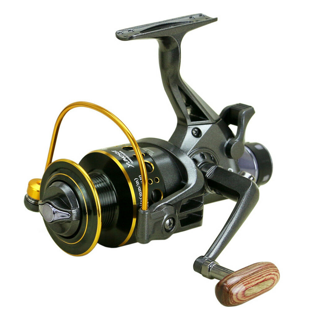 Spinning Fishing Reel 10+1 Ball Bearing  Saltwater Metal Fishing Reel MG3000-6000  brand outlet