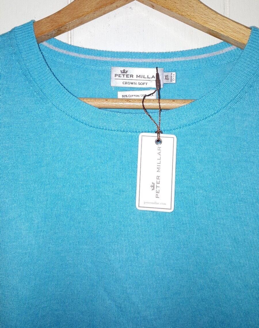 NEW Peter Millar Crown Soft Sweater  XL