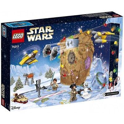 LEGO STAR WARS CALENDARIO AVVENTO NATALE 2018 ART 75213   eBay
