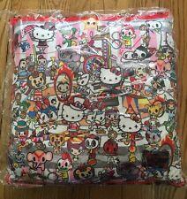Tokidoki x Hello Kitty Square Cushion: Circus Collection (JB8)
