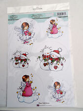 Choice of Toppers Hobby House Die Cut Topper Sheet by Elisabeth Bell