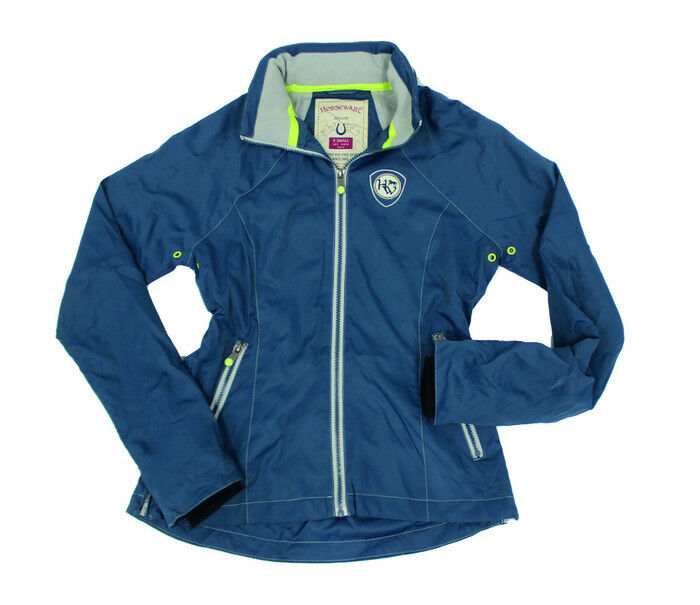 Horseware Ireland cleona montando chaqueta con mangas raglán-Damas